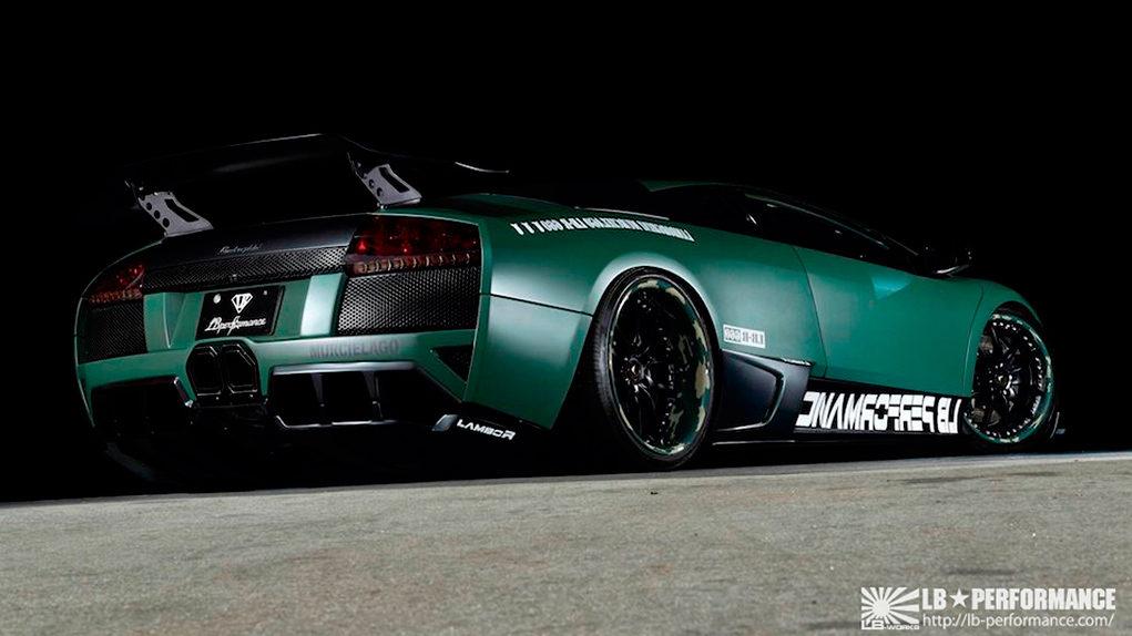 LB Performance Lamborghini Murcielago Ver.2