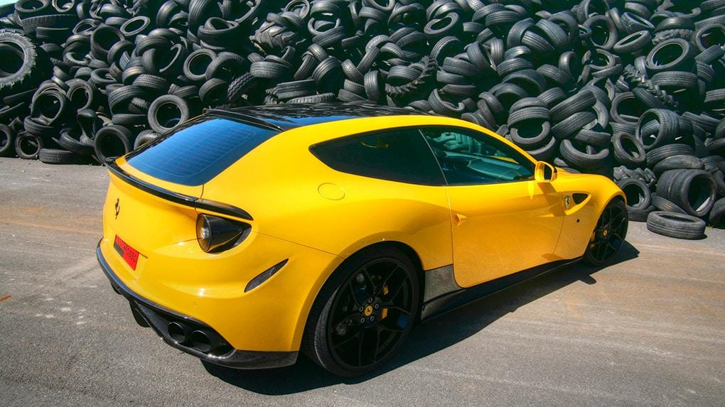 Novitec Ferrari FF программа тюнинга