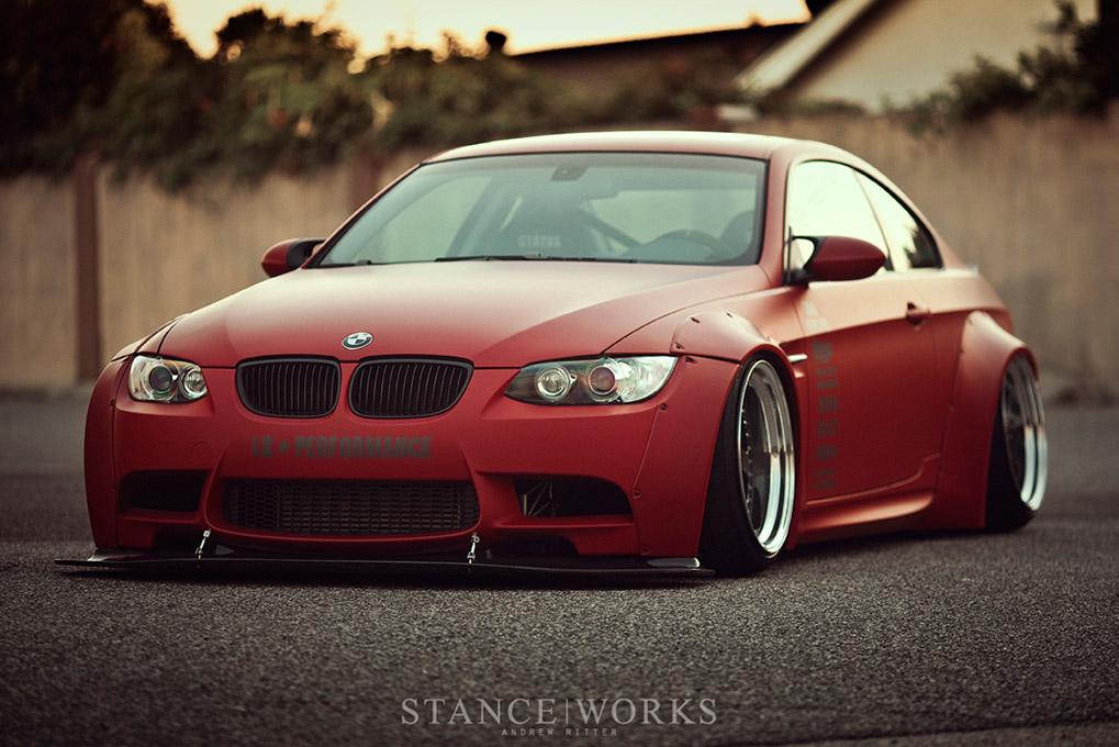 BMW M3 E92 LB Performance