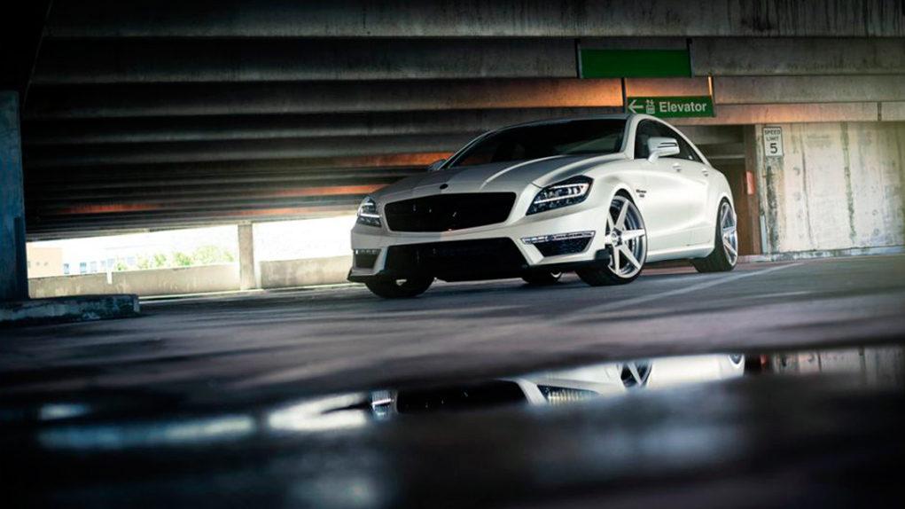 Mercedes-Benz CLS63 ADV.1