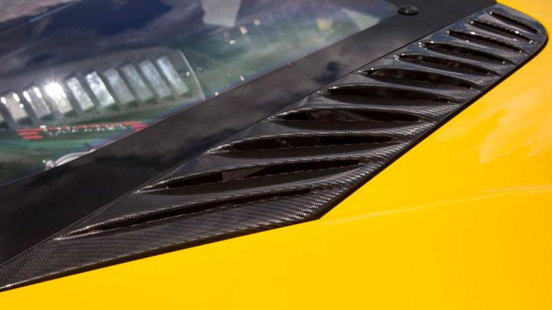 Engine Ventilation Louvers