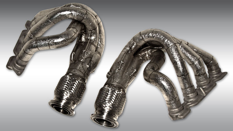 Exhaust Manifolds Inconel
