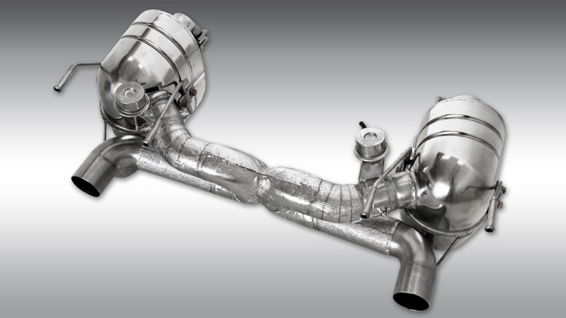 Exhaust System without Valves