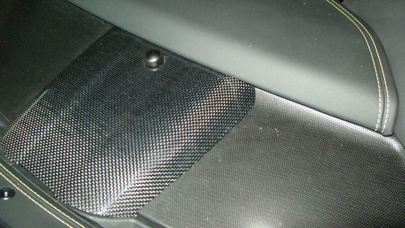 Upper Dashboard Cover