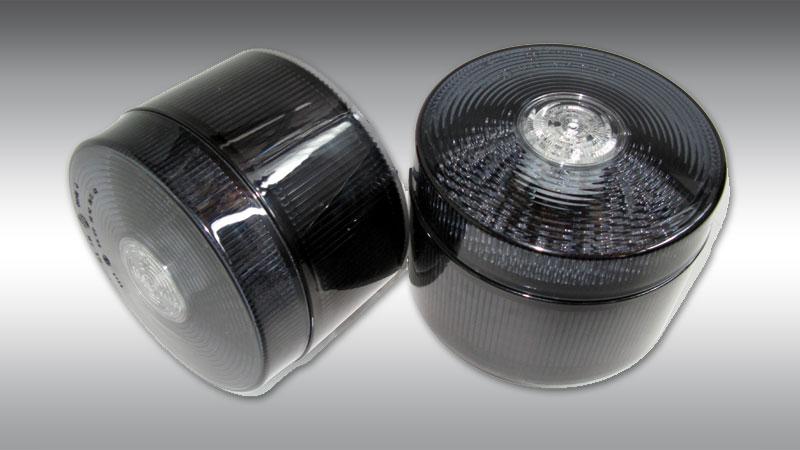 Tail Lights Black