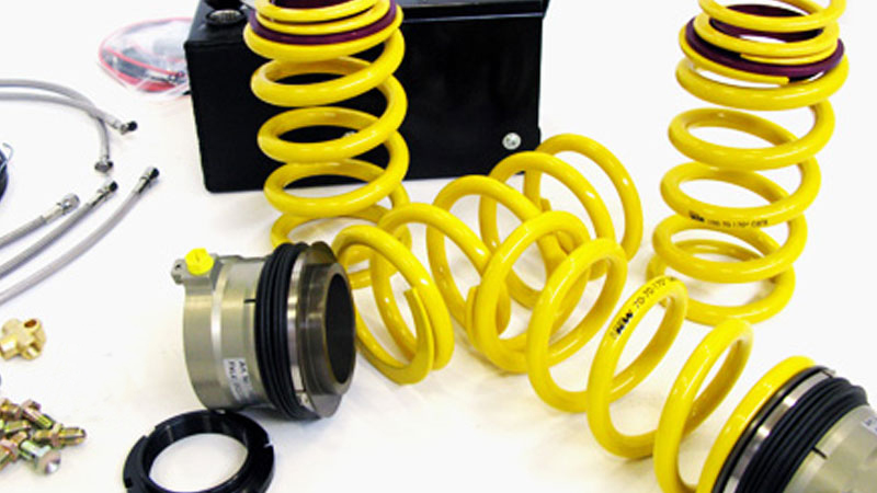 Lowering Springs with HLS
