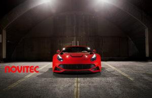 Novitec Ferrari F12 N-Largo программа тюнинга