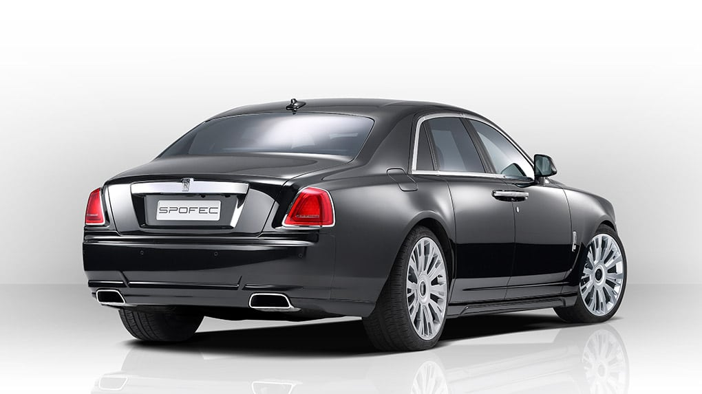 Novitec Rolls-Royce Ghost Series I