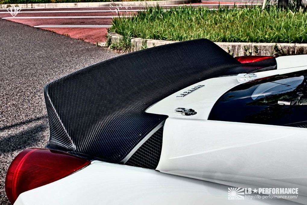 Ferrari 458 LB Performance