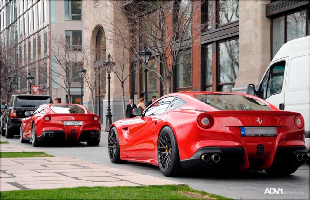 Ferrari F12 ADV.1 Wheels