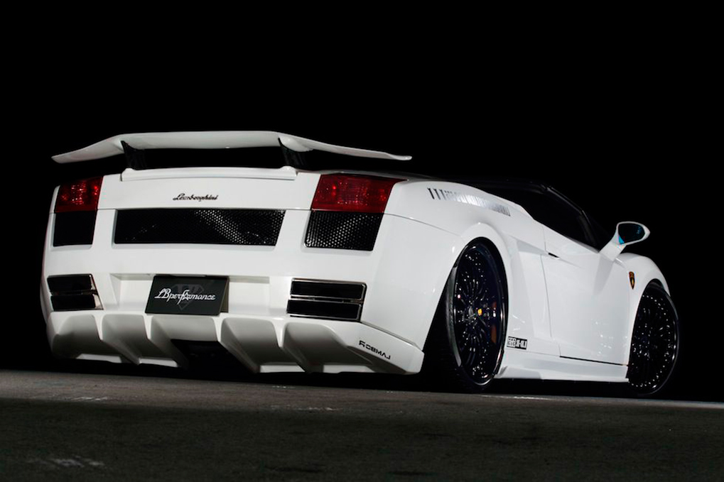 Lamborghini LP550-2 Gallardo LB Performance
