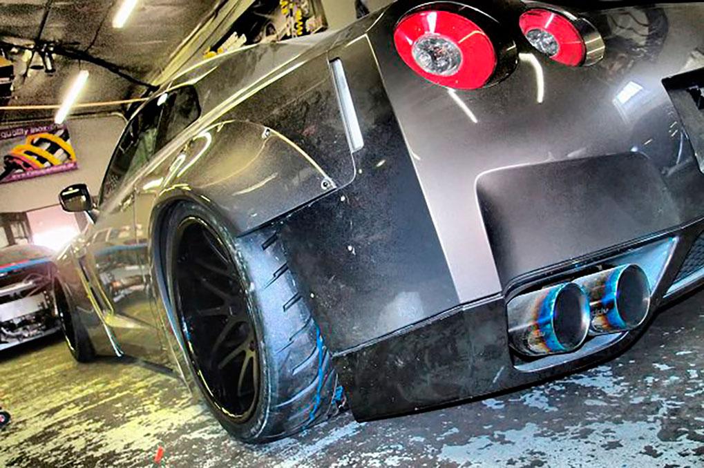 LB Performance NissanGT-R