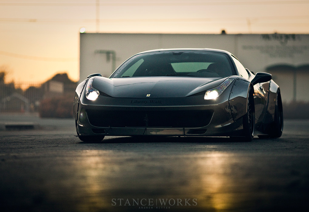 Ferrari 458 LB Performance