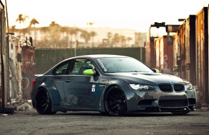 BMW M3 E92 LB Performance
