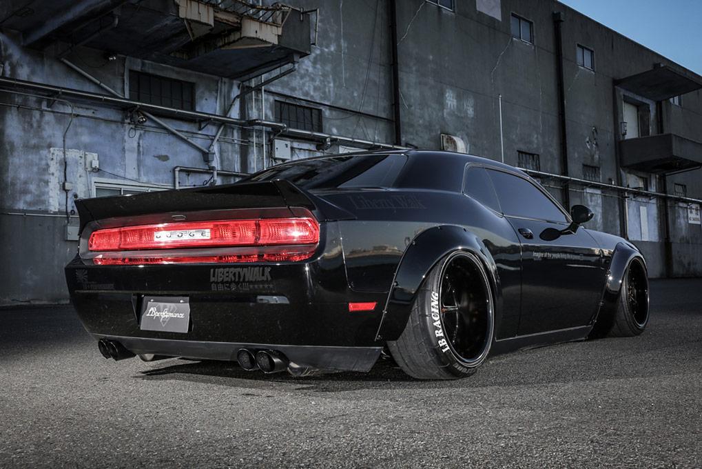 LB Performance Dodge Challenger