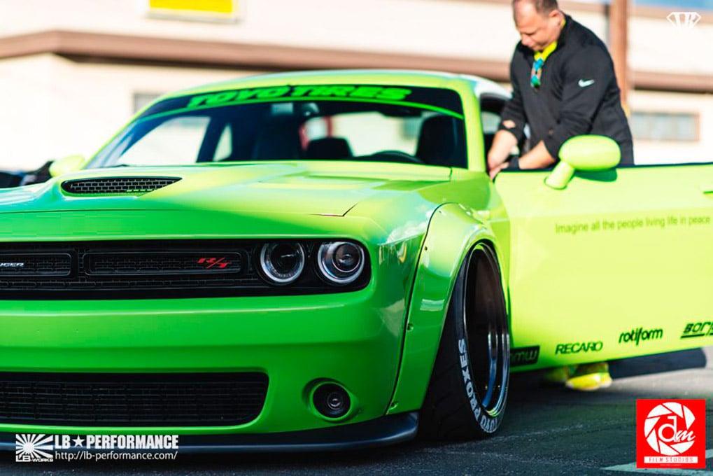 Liberty Perforformance Dodge Challenger SRT8