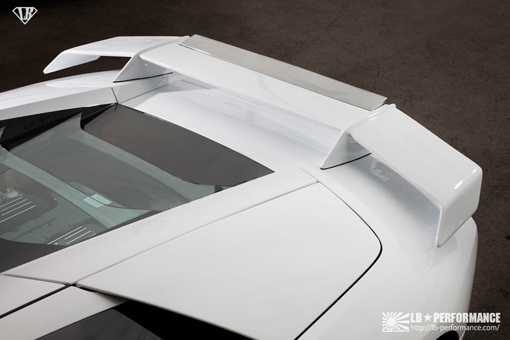 LB Performance Lamborghini LP650 Murcielago Body Kit