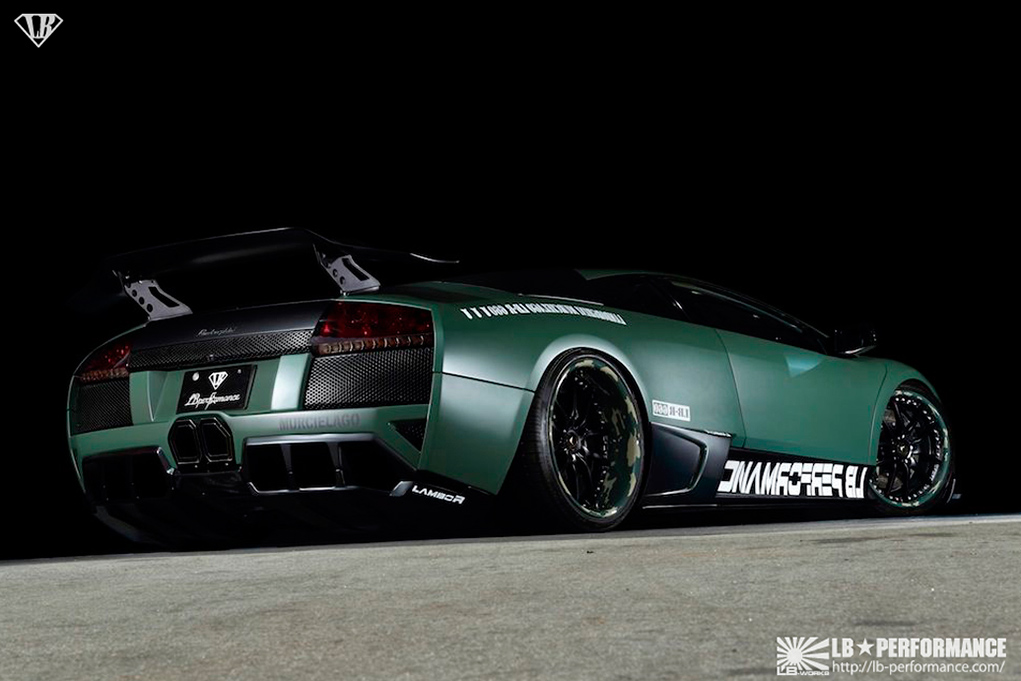 LB Performance Lamborghini Murcielago Body Kit