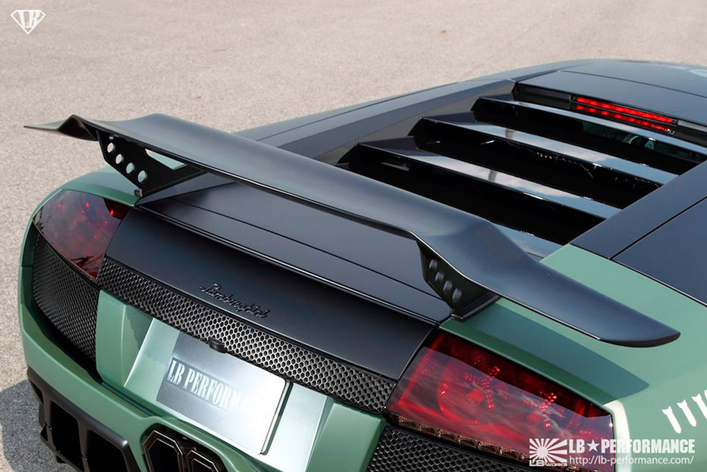 LB Performance Lamborghini LP670 Murcielago Body Kit