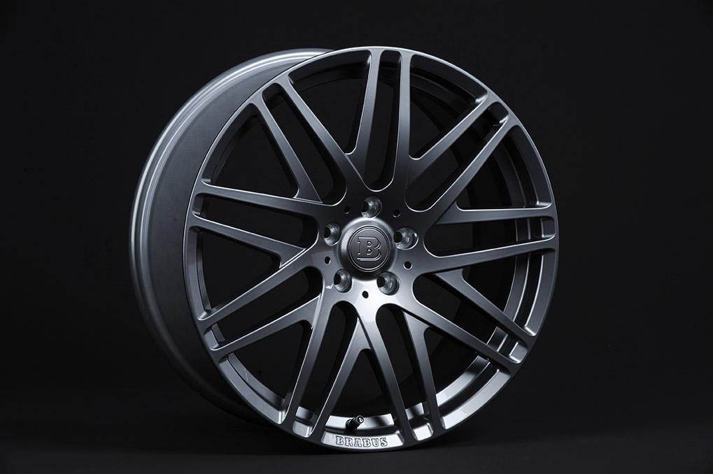 Brabus Mercedes-Benz S63 Coupe Monoblock-F-Titanium