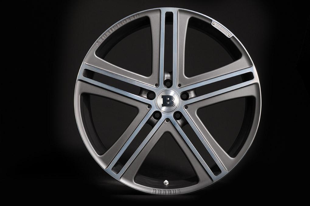 Brabus Mercedes-Benz S63 Coupe Monoblock-G