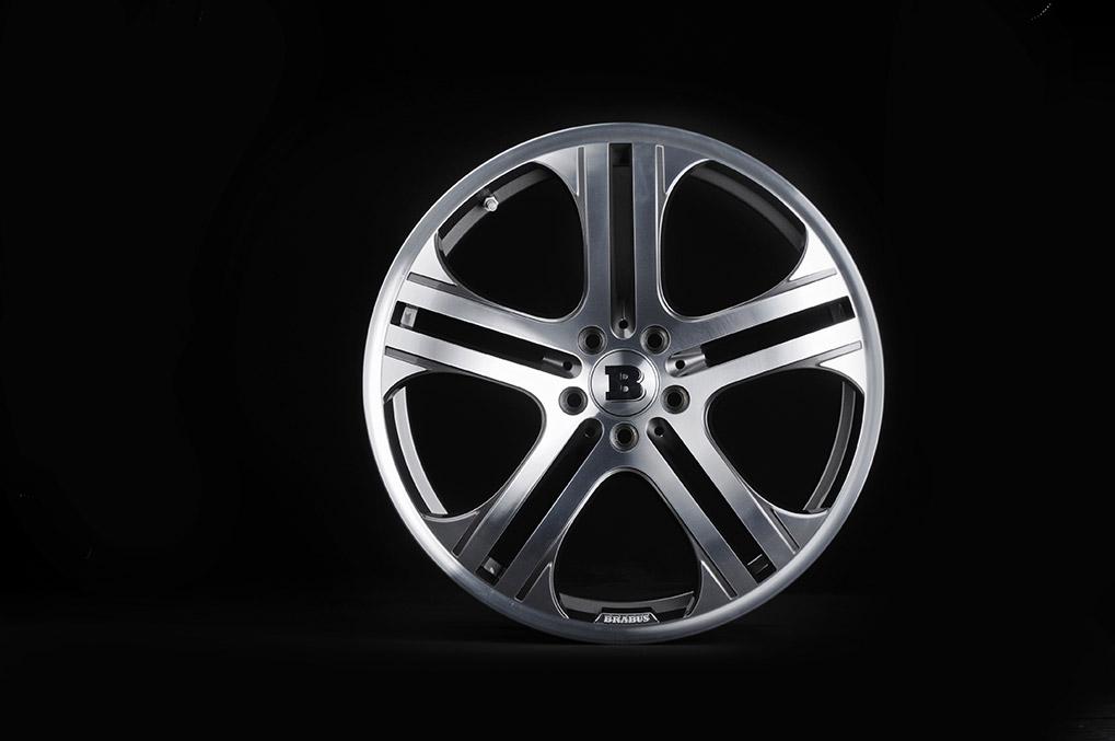 Brabus Mercedes-Benz S63 Coupe Monoblock-Q