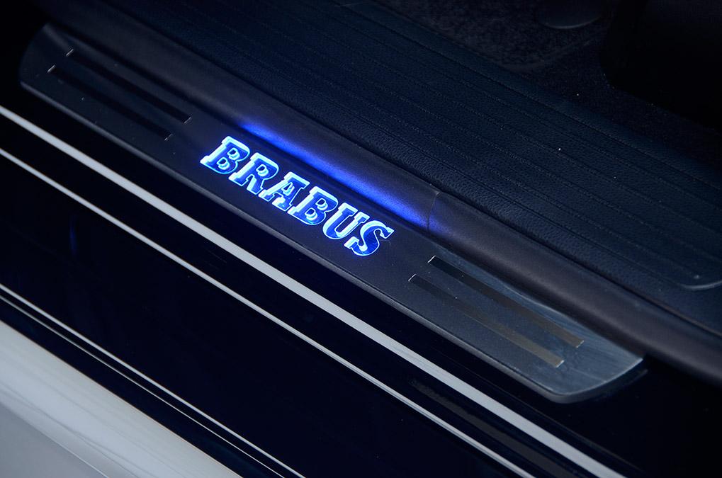 Brabus Widestar Mercedes-Benz ML63 B63S 700