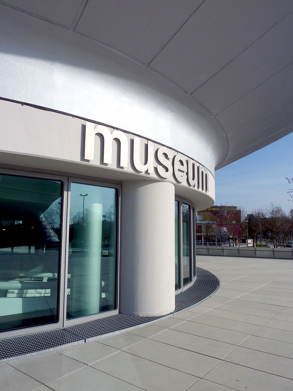 Museum BMW вход