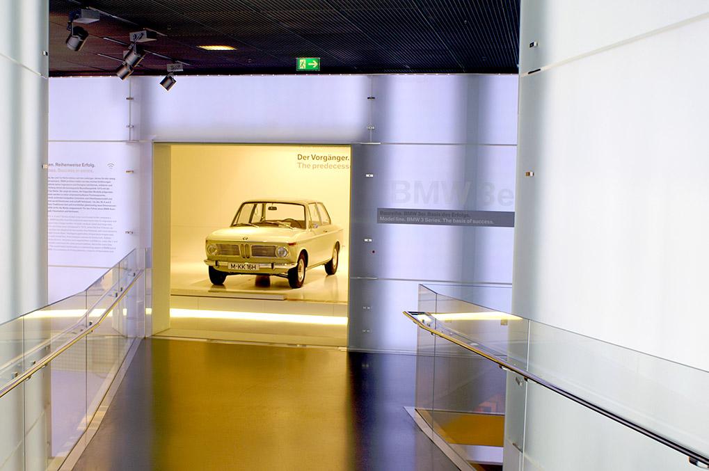 BMW Museum 3 серия