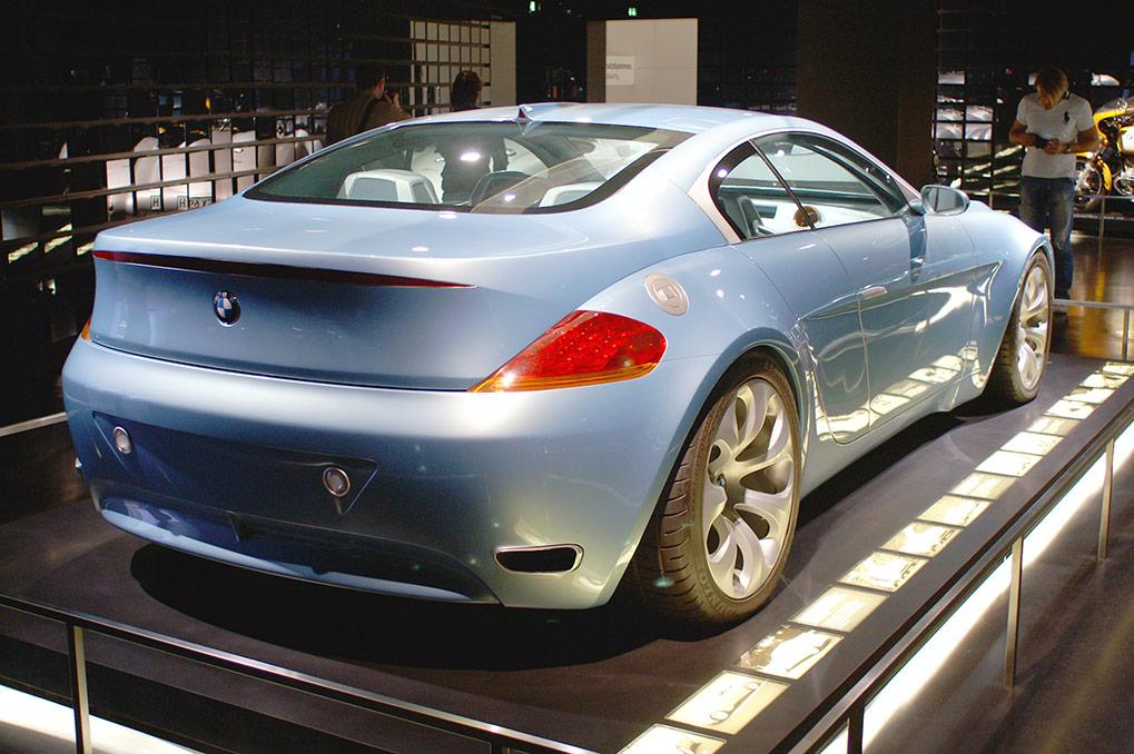 Museum BMW 6 серия
