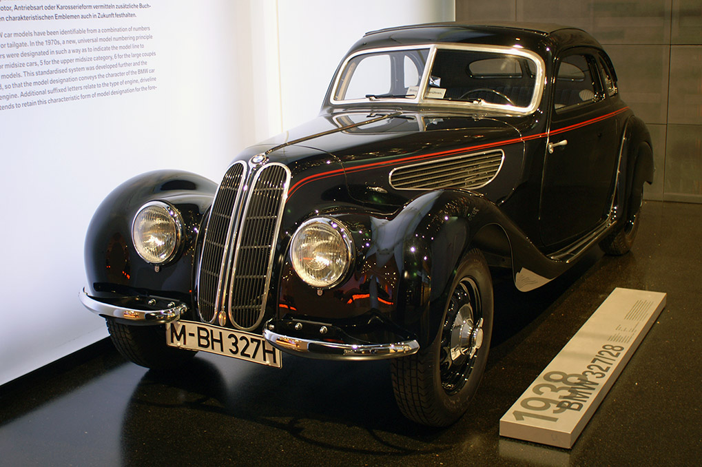 Museum BMW Классика