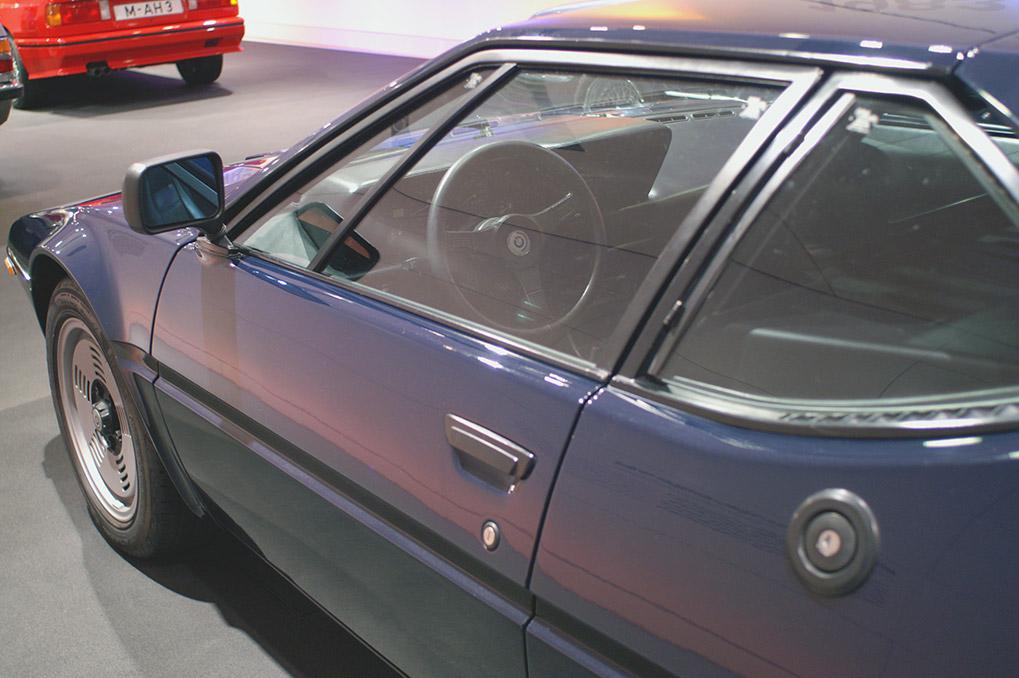 Museum BMW M-Technic