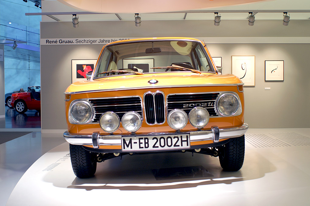 Museum BMW 2002