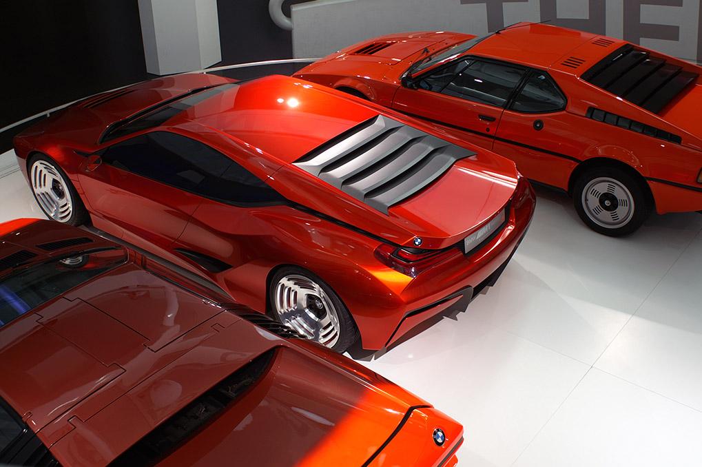 Museum BMW M1