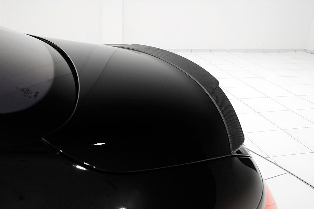 Brabus Mercedes-Benz S63 Coupe задний лип спойлер