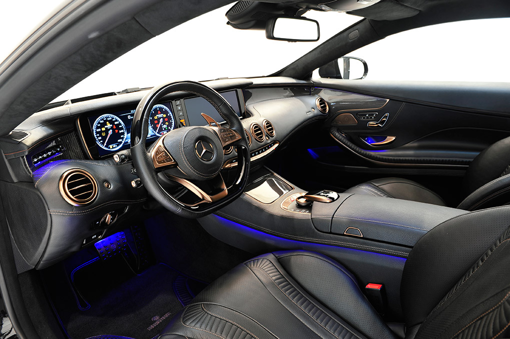 Brabus Mercedes-Benz S63 Coupe