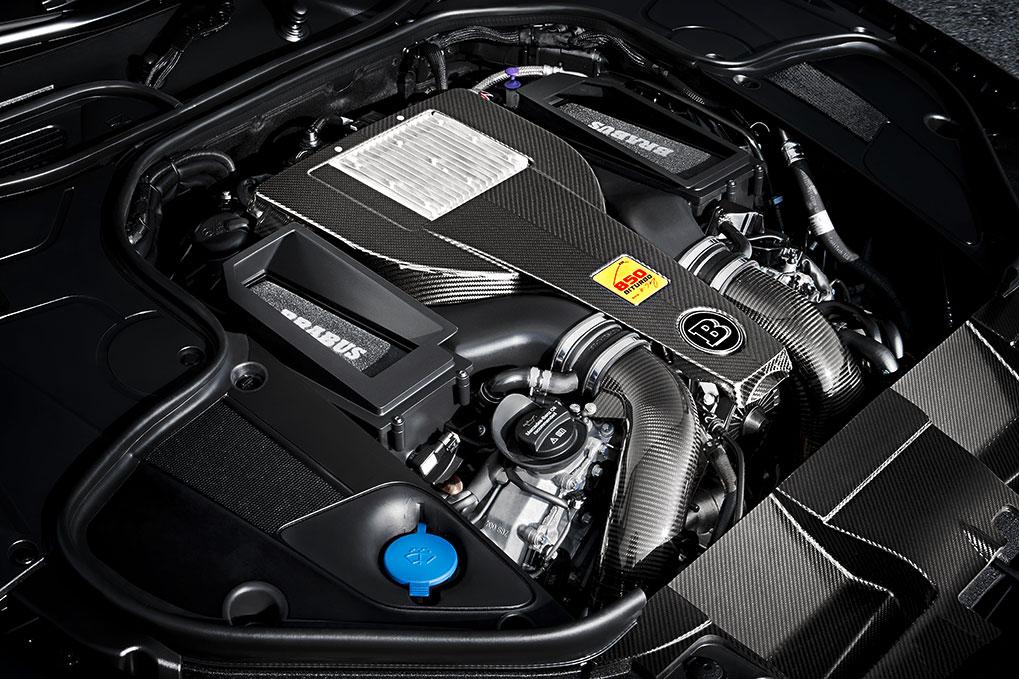 Brabus Mercedes-Benz S63 Coupe C217 Brabus 850