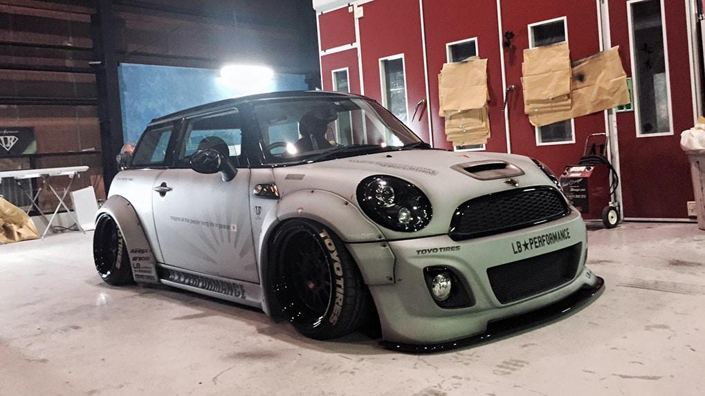 lb performance mini