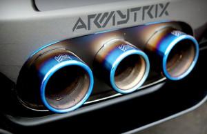 Armytrix выхлопная система