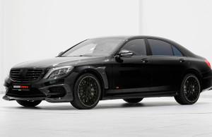 Mercedes-Benz S63 AMG W222 Brabus