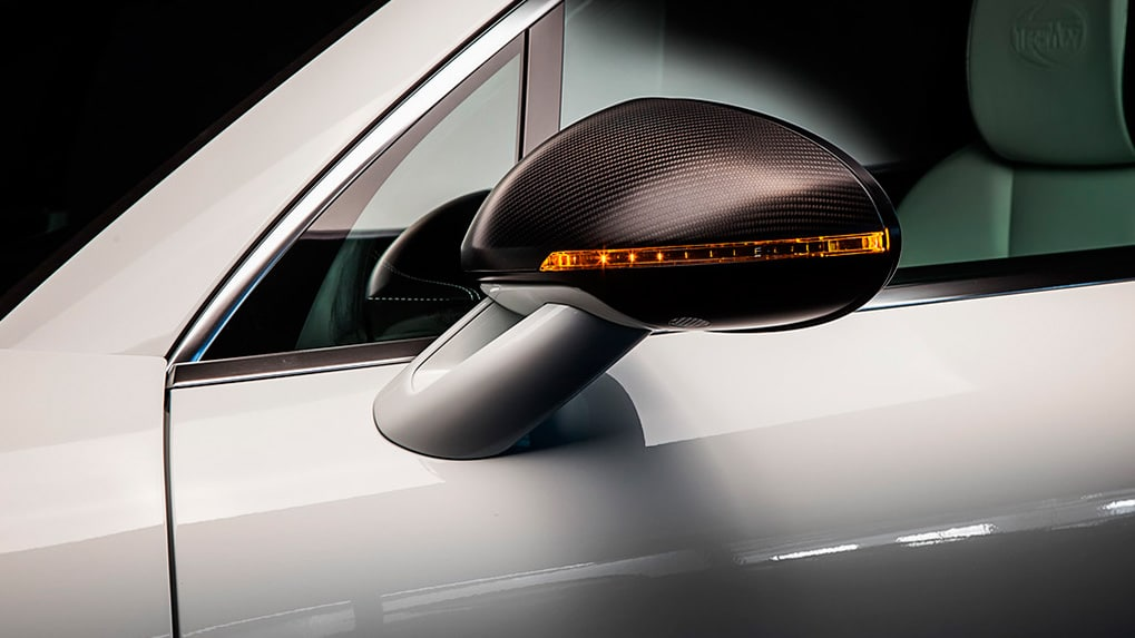 Porsche Macan Techart widebody Side mirror cap