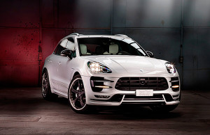 Techart Porsche Macan Turbo 95B