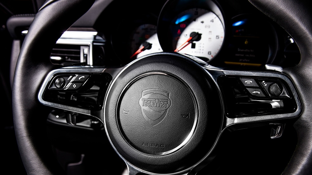 Interior Techart Porsche Macan S