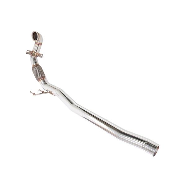 iPE AUDI S3 8V приемная труба без катализатора