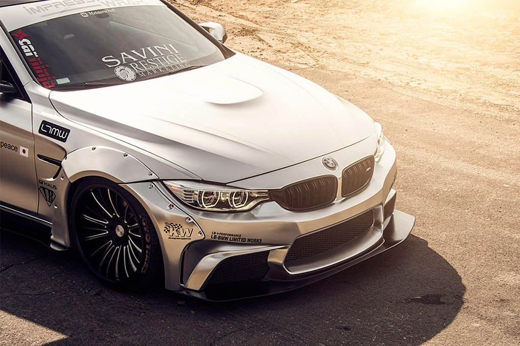 LB Works обвес для BMW M4