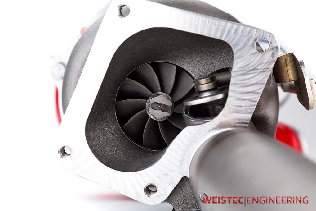 Weistec Stage 4 крыльчатка турбины