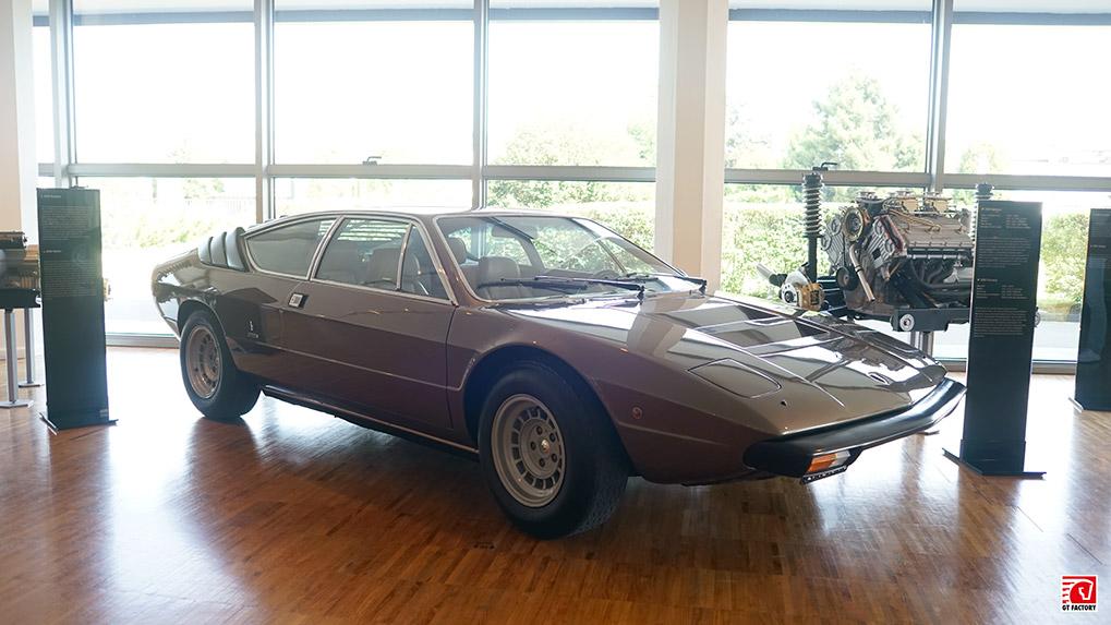 Музей Lamborghini Uracco