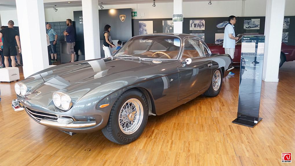Музей Lamborghini Gran Tourismo Gran Tourismo 400 2+2