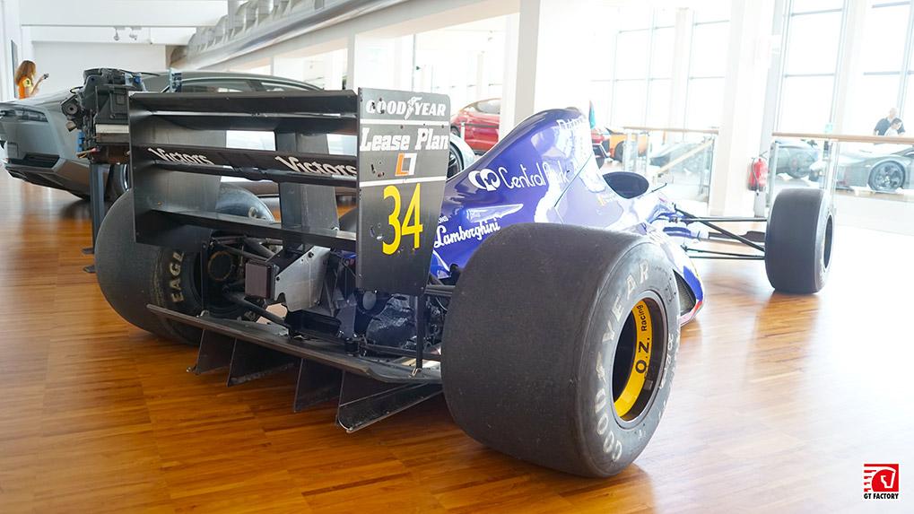 Музей Lamboghini Formula