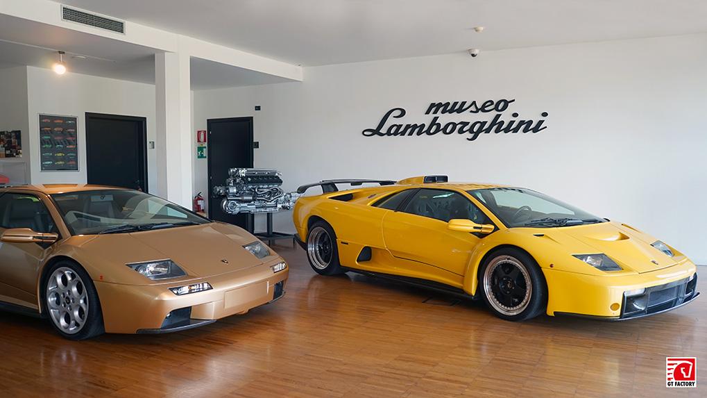 Музей Lamboghini